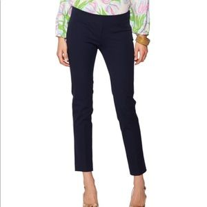 Lilly Pulitzer Hepburn Cigarette Pants